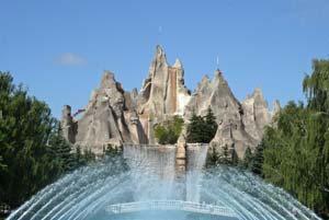 Парк развлечений в Торонто - Canada Wonderland
