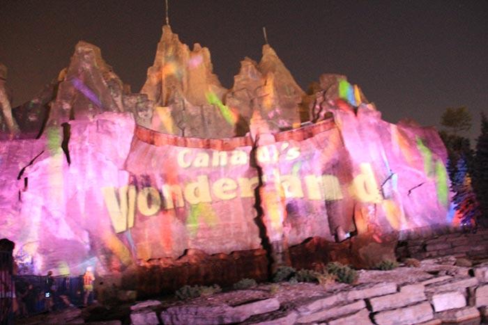 Парк Атракционов Canada Wonderland